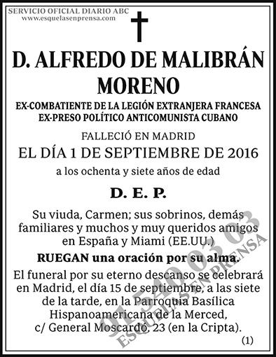 Alfredo de Maribrán Moreno